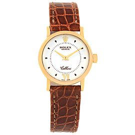 Rolex Cellini Classic 6110 26.0mm Womens Watch