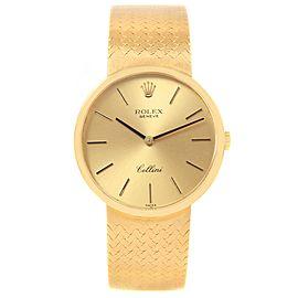 Rolex Cellini Classic 4309 32.0mm Mens Watch