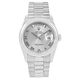 Rolex President Day-Date 118209 36.0mm Mens Watch