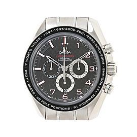 Omega Speedmaster Legend Schumacher 321.30.44.50.01.001 SS 44mm Mens Watch