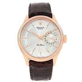 Rolex Cellini Date 50515 39mm Mens Watch