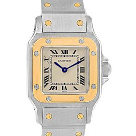 Cartier Santos Galbee 1057930 24mm Womens Watch