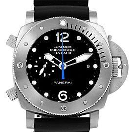 Panerai Luminor Submersible 1950 Chrono Flyback Watch PAM614 PAM00614