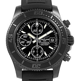 Breitling Superocean Blacksteel Limited Edition Mens Watch M18341