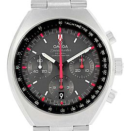 Omega Speedmaster Mark II Chrono Watch 327.10.43.50.06.001 Unworn