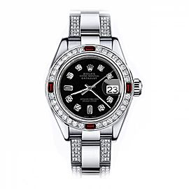 Rolex Diamond 2 36mm Mens Watch