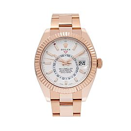 Rolex Sky-Dweller 326935 42mm Mens Watch
