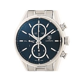 Tag Heuer Carrera CAR2110 SS 41mm Mens Watch
