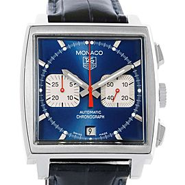 Tag Heuer Monaco CW2113 38.0mm Mens Watch
