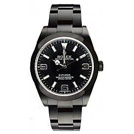 Rolex Explorer 214270 Black Dial 39mm Mens Watch