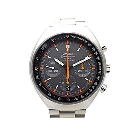 Omega Speedmaster Mark2 327.10.43.50.06.001 SS 42.4mm Mens Watch