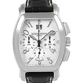 Vacheron Constantin Historique Royal Eagle Silver Dial Watch 49145