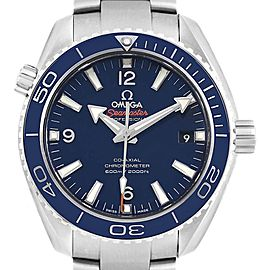 Omega Seamaster Planet Ocean 42mm Watch 232.90.42.21.03.001 Box Card
