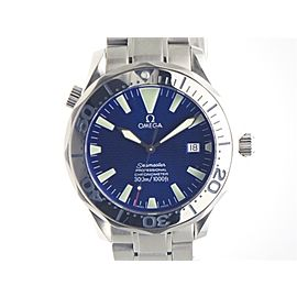 Omega Seamaster300 2255.80 SS 41mm Mens Watch