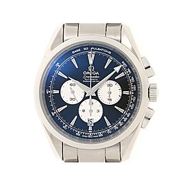 Omega Seamaster Aqua Terra Chronograph 221.10.42.40.01.002 SS 42mm Mens Watch