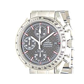 Omega Speedmaster Michael Schumacher 3519.50 SS 39mm Mens Watch
