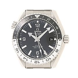 Omega Seamaster Planet Ocean 600M GMT 215.30.44.22.01.001 SS 43.5mm Mens Watch