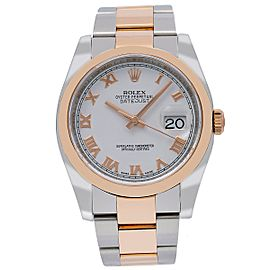 Rolex Datejust 116201 36mm Mens Watch