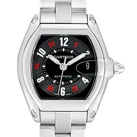 Cartier Roadster Vegas Roulette Vegas Dial Mens Watch W62002V3 Box
