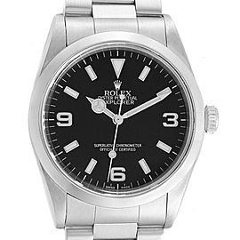 Rolex Explorer I 36mm Automatic Steel Mens Watch 14270