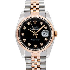 Rolex Datejust 116231 36mm Mens Watch