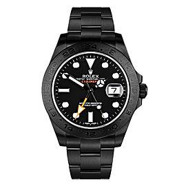 Rolex Explorer II 216570 Black Dial 42mm Mens Watch