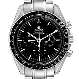 Omega Speedmaster Hesalite Sapphire Sandwich MoonWatch 3572.50.00 Papers