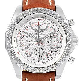 Breitling Bentley B06 Silver Dial Chronograph Watch AB0612 Unworn