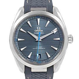 Omega Seamaster Aqua Terra Blue Dial Watch 220.12.41.21.03.002 Unworn