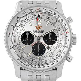 Breitling Navitimer 50th Anniversary Mens Watch A41322 Box Papers