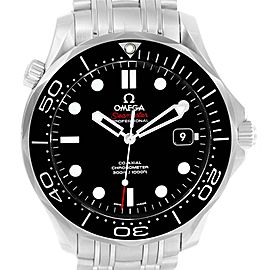 Omega Seamaster 40 Co-Axial Mens Watch 212.30.41.20.01.003 Box Card