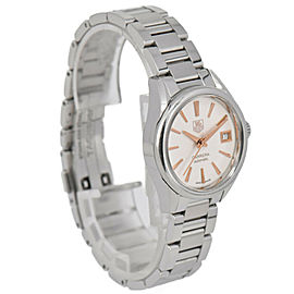 TAG Heuer CARRERA WAR2412.BA0776 Calibre 9 Date Automatic Women's Watch