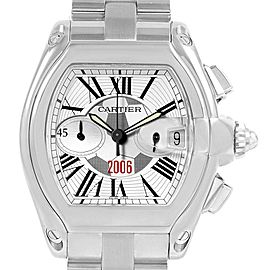 Cartier Roadster FIFA World Cup Germany 2006 Limited 150 Watch W62044X6