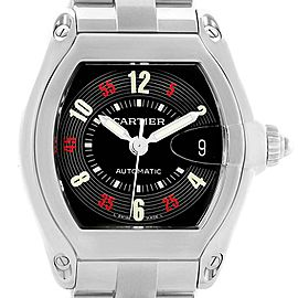 Cartier Roadster Vegas Roulette Vegas Dial Mens Watch W62002V3