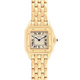 Cartier Panthere 18k Yellow Gold Ladies Watch W25022B9