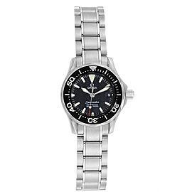 Omega Seamaster Diver 300M Quartz 28mm Steel Ladies Watch 2282.50.00