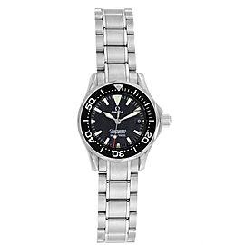 Omega Seamaster Diver 300M Quartz 28mm Steel Ladies Watch 2282.50.00