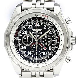BREITLING Bentley Le Mans LTD Edition Automatic Watch A22362