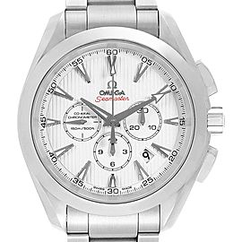 Omega Seamaster Aqua Terra Chrono Watch 231.10.44.50.04.001 Box Card