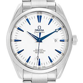 Omega Seamaster Aqua Terra Big Size Steel Mens Watch 2502.33.00