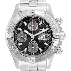 Breitling Aeromarine Superocean 42 Automatic Steel Mens Watch A13340