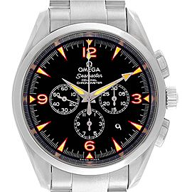 Omega Aqua Terra Railmaster China Explorer Limited Watch 2512.54.00 Box Card