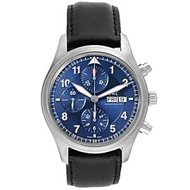 IWC Pilot Chronograph Laureus Sport Limited Edition Mens Watch IW371712