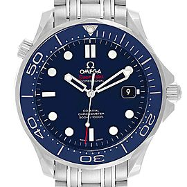 Omega Seamaster 41 300m Co-Axial Watch 212.30.41.20.03.001 Box Card