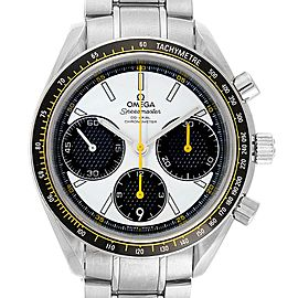 Omega Speedmaster Racing Co-Axial Watch 326.30.40.50.04.001 Box Card