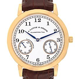 A. Lange Sohne 1815 Yellow Gold Limited Edition 50 pieces Mens 223.021