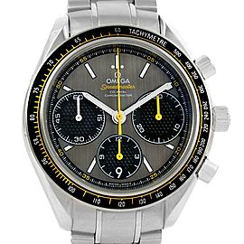 Omega Speedmaster Racing Co-Axial Watch 326.30.40.50.06.001 Box Card
