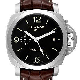 Panerai Luminor 1950 3 Days GMT 44mm Watch PAM00320 PAM320
