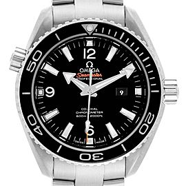 Omega Seamaster Planet Ocean 600m Watch 232.30.38.20.01.001 Box Card