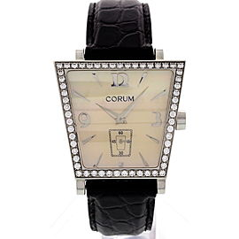 Corum 106.44.47 Trapeze Stainless Steel Diamonds Watch